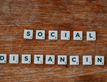 Dating and Social Distancing